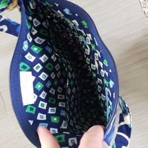 Vera Bradley Bags - Vera Bradley blue crossbody purse